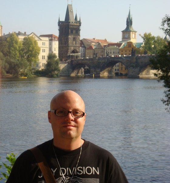 charles bridge, joy division. happy Dan