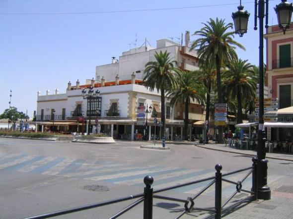 downtown puerto de santa maria. my home of 3 years.