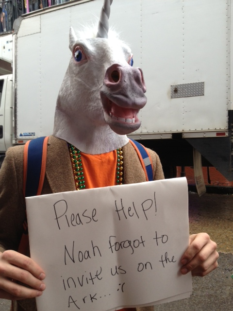 don't ask. we get all sorts during mardi gras.