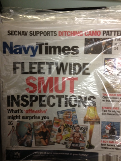 current edition of navy times