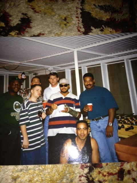 the crew. 1995
