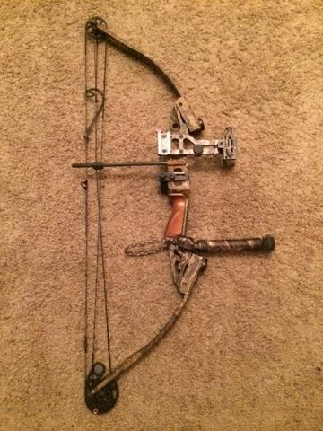 this is my bow. there are many like it but this one is mine.